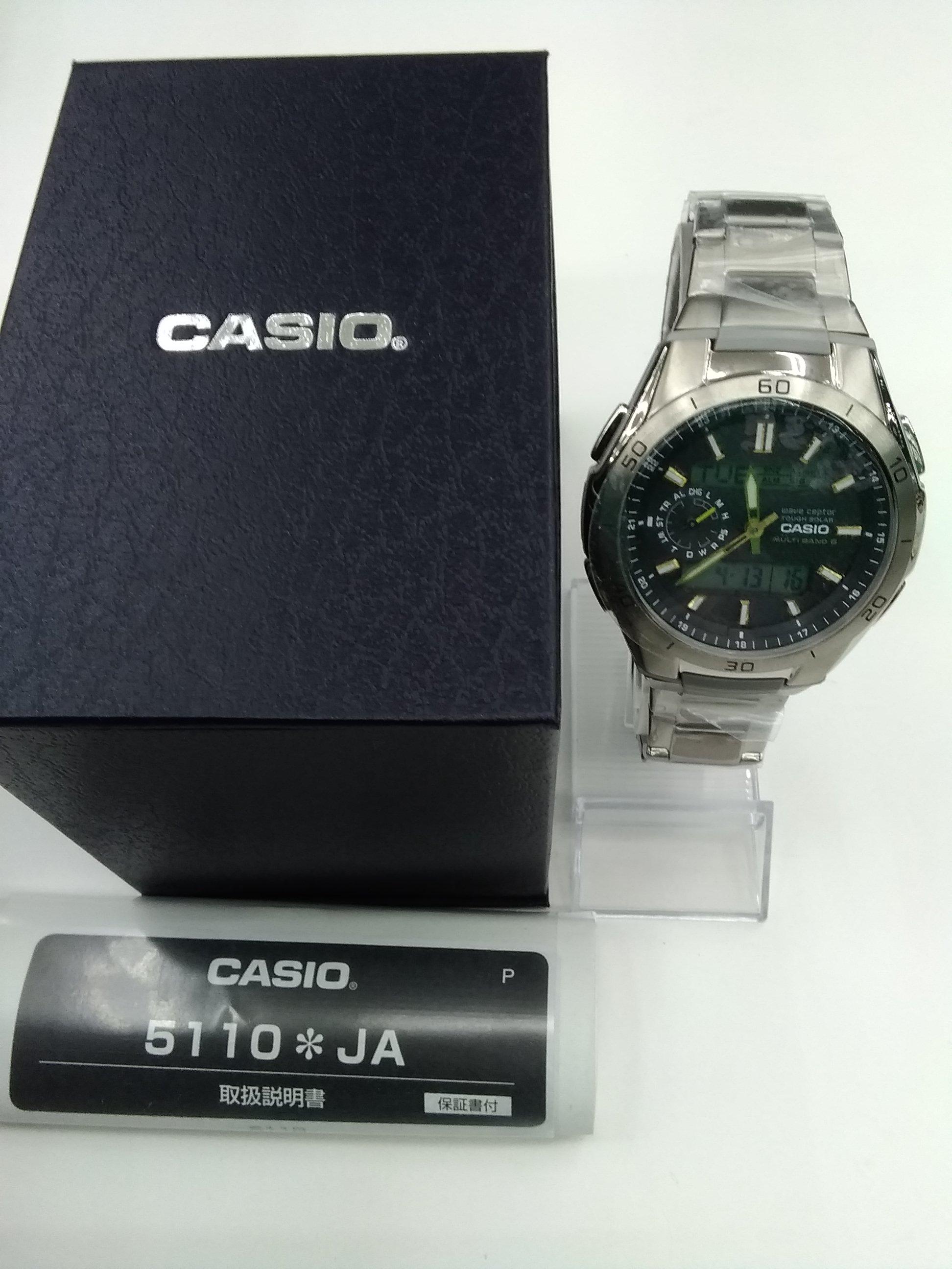 クォーツ・アナログ腕時計|222CASIO