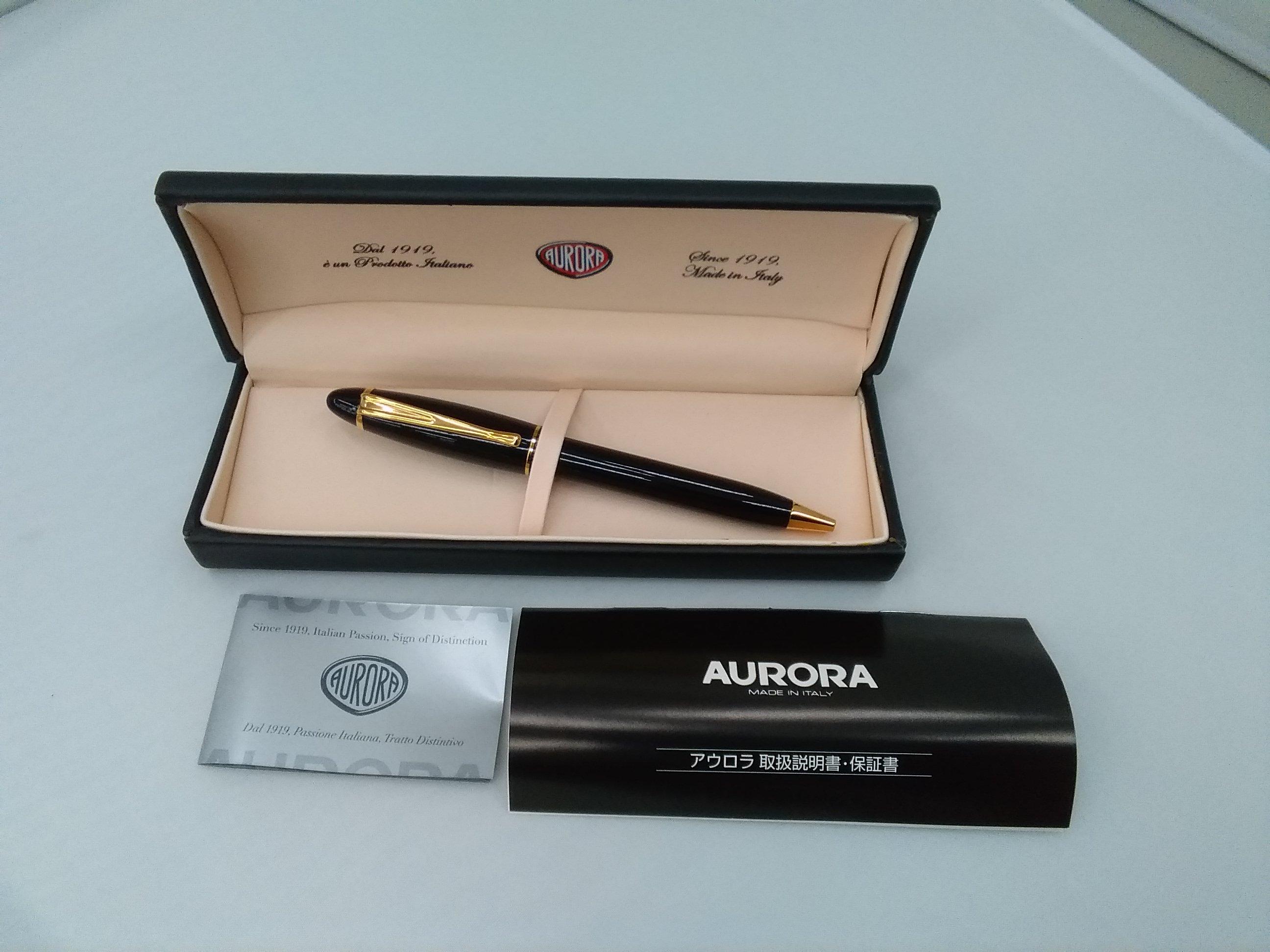 ボールペン|AURORA