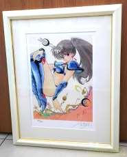 176/750 アールビバン版画 いのまたむつみ 翔幻夢|アールビバン株式会社