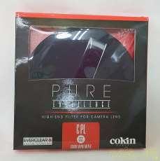 77MM C-PL 真鍮枠 カメラフィルター|COKIN
