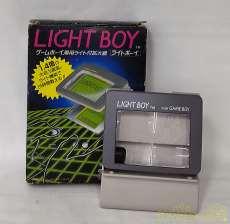 GB専用ライト付拡大鏡 LIGHT BOY|NINTENDO