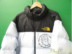 THE NORTH FACE×BRAINDEADヌプシダウン|THE NORTH FACE