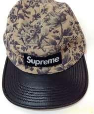 キャップ|SUPREME LIBERTY CAMP CAP