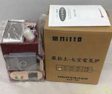 銀粘土・七宝電気炉|NITTO