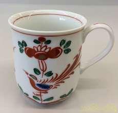 赤絵花鳥 マグカップ|たち吉