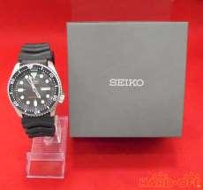 SEIKO ダイバースキューバ SKX007 オートマチック|SEIKO