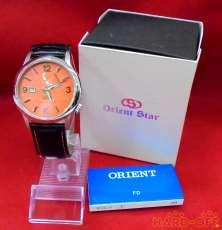 オリエントスター WZ0015FD  自動巻き腕時計|ORIENT STAR