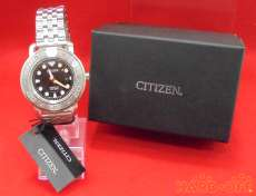 CITIZEN ソーラーバッテリー式 腕時計|CITIZEN
