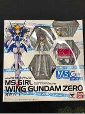 MS少女 WING GUNDAM ZERO|BANDAI