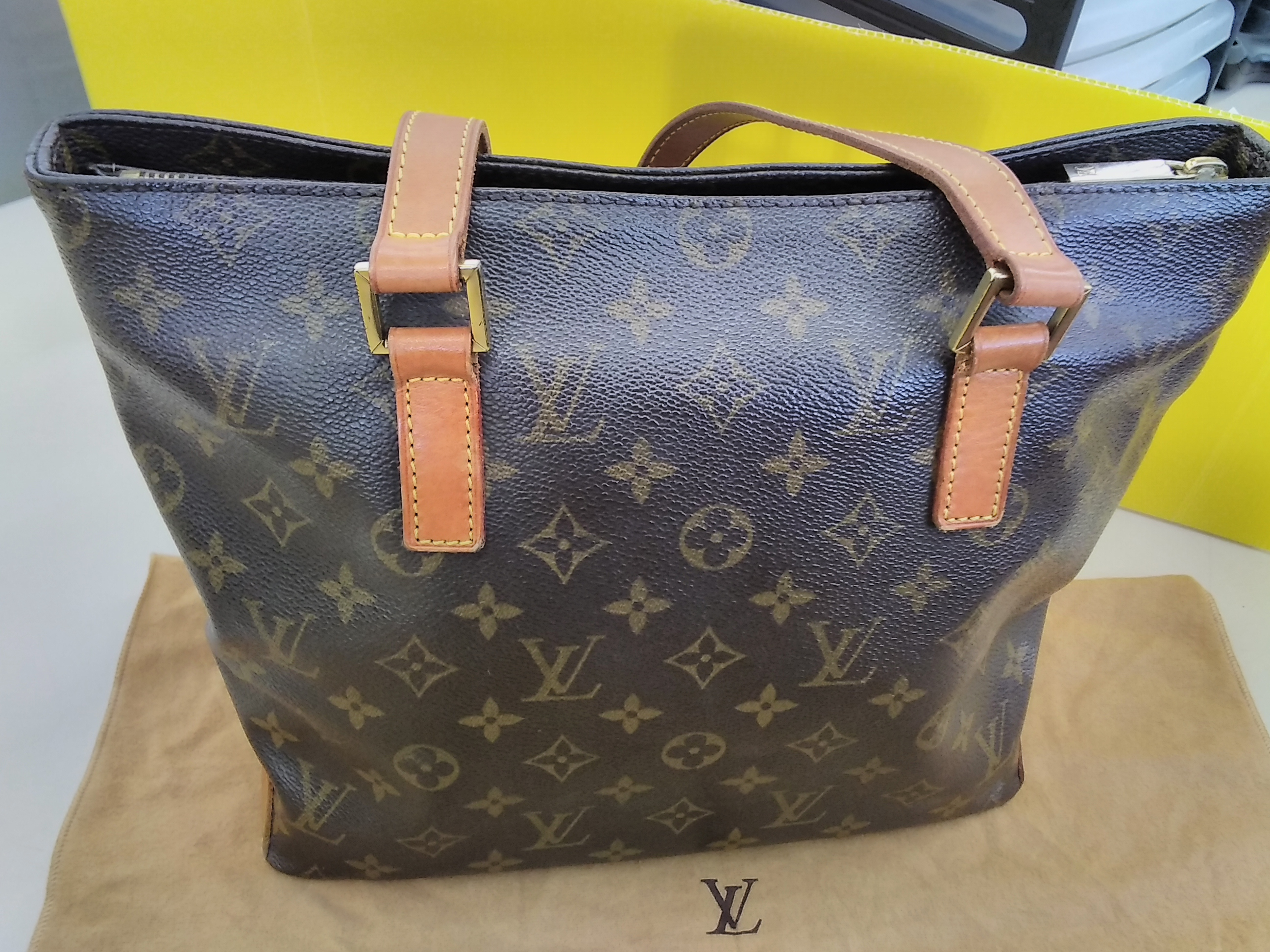 カバメゾ|LOUIS VUITTON