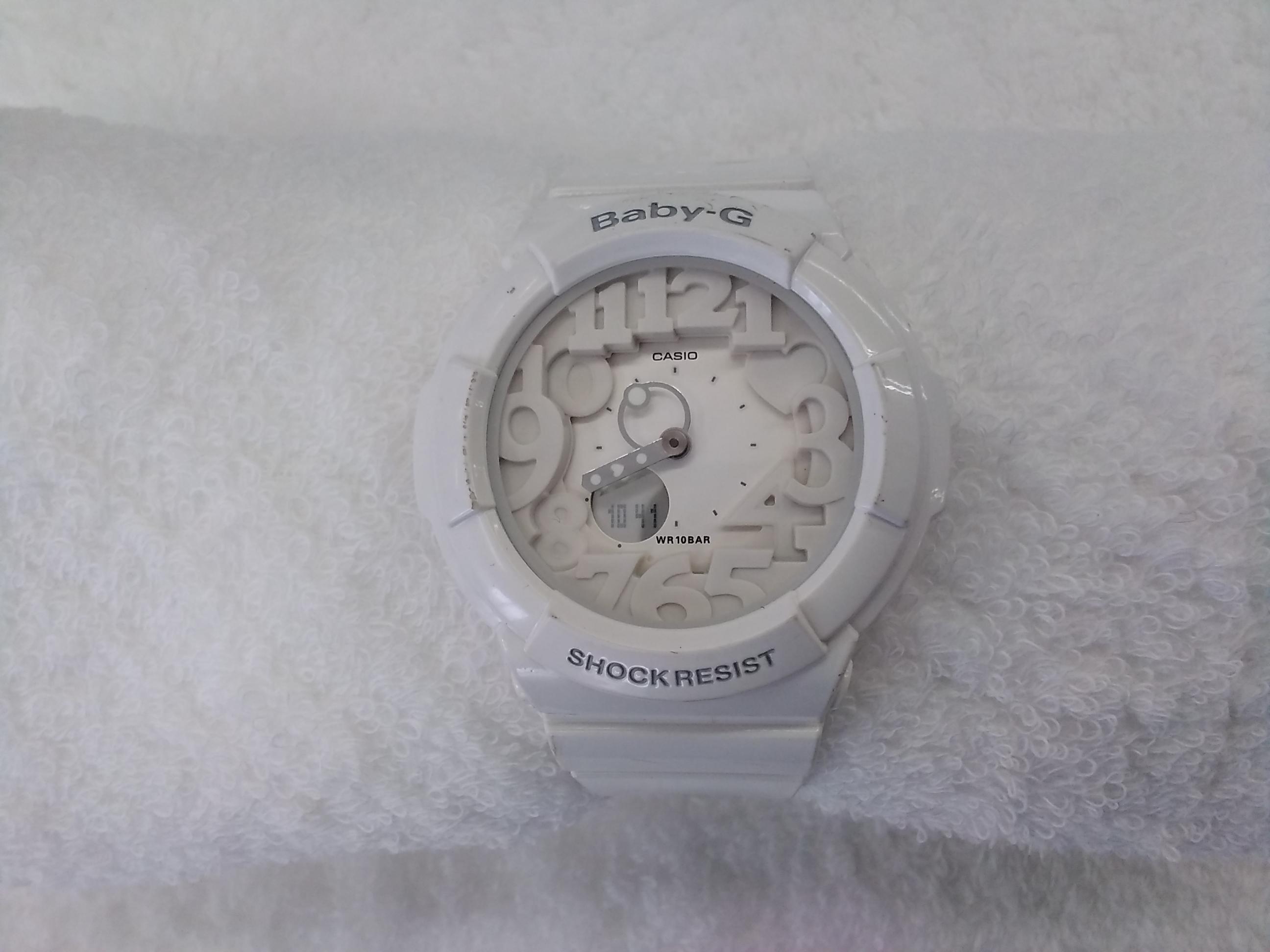 クォーツ腕時計 CASIO