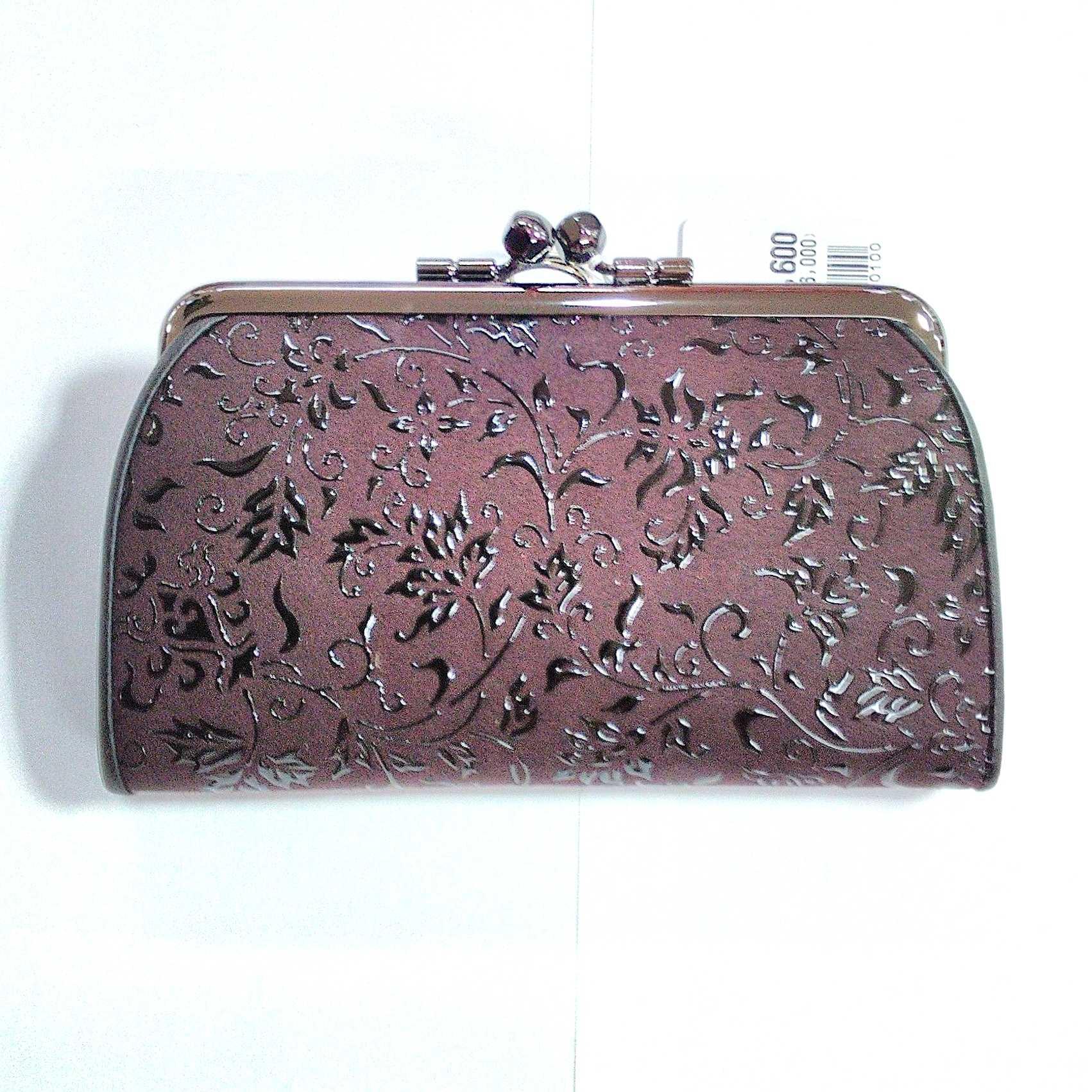 ガマ口財布|印傳屋
