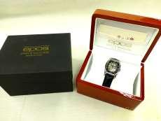 エポス 腕時計 ブラックスケルトン