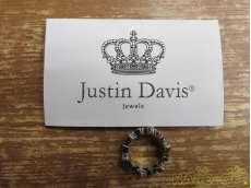 パレスクラウンリング|JUSTIN DAVIS