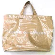 PVCトートバッグ|COMME DES GARCONS