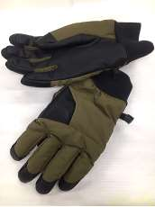 FAKIE GLOVE/KHK/美品|THE NORTH FACE