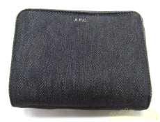 二つ折り財布|A.P.C