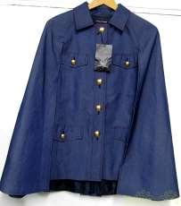 ポンチョデザインジャケット
