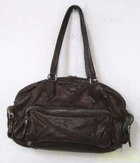 WASHED BAG
