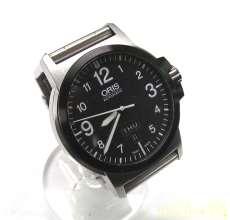 中三針自動巻き腕時計 ORIS