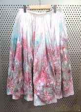 刺繍スカート|ISSEY MIYAKE