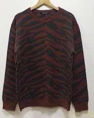 2012AW セブラ柄ニットセーター|MARC JACOBS