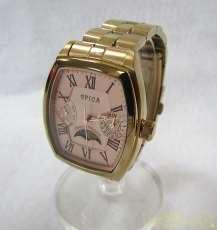 クォーツ・アナログ腕時計|SPICA