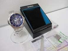 WIREDクォーツ・アナログ腕時計|WIRED