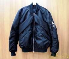 MA-1変形ジャケット