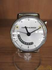 腕時計 シルバー CABANE DE ZUCCA
