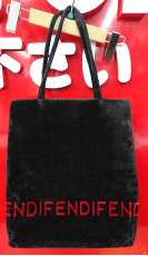 ベロアハンドバッグ|FENDI