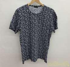 花柄Tシャツ/44|LAD MUSICIAN