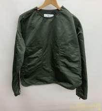 ナイロンツイルプルオーバーシャツ|TOGA