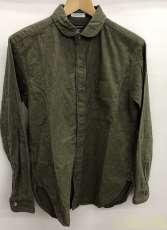 ラウンドカラーシャツ|ENGINEERED GARMENTS
