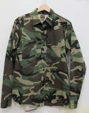 LSミリタリーシャツ|BIG YANK