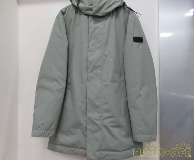 sports shoes 61497 2d2fa Details about Peuterey Down Coat M Light Gray Jacket Limited Edition Series  Collection Special
