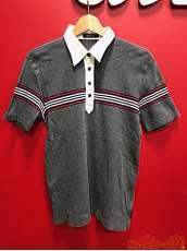 ポロシャツ BURBERRY BLACK LABEL