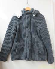 BLUE WORK 中綿ニットジャケット|TOMORROWLAND