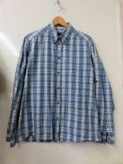 アーペーセー チェックシャツ A.P.C.