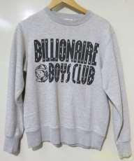 ロゴトレーナー|BILLIONAIRE BOYS CLUB