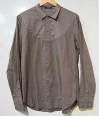 ドレスシャツ|UNDERCOVERISM