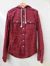 フーテッドシャツ|HOLLISTER