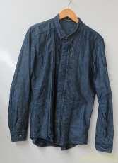 L/Sピンタックシャツ|5351POUR LES HOMME