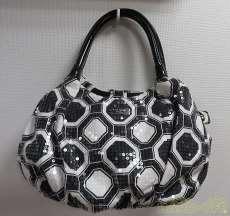 スパンコールハンドバッグ|KATESPADE