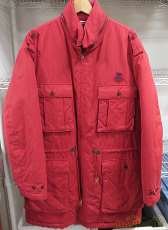 中綿ロングジャケット|PAPAS