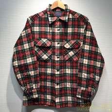 ウールネルシャツ PENDLETON