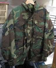 M-65 ジャケット|米軍アーミー