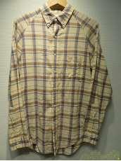 チェックシャツ COMME DES GARCONS SHIRT