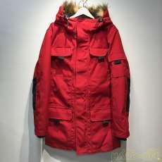フーテッドコート H&M