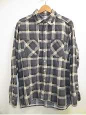 チェックシャツ|UNUSED